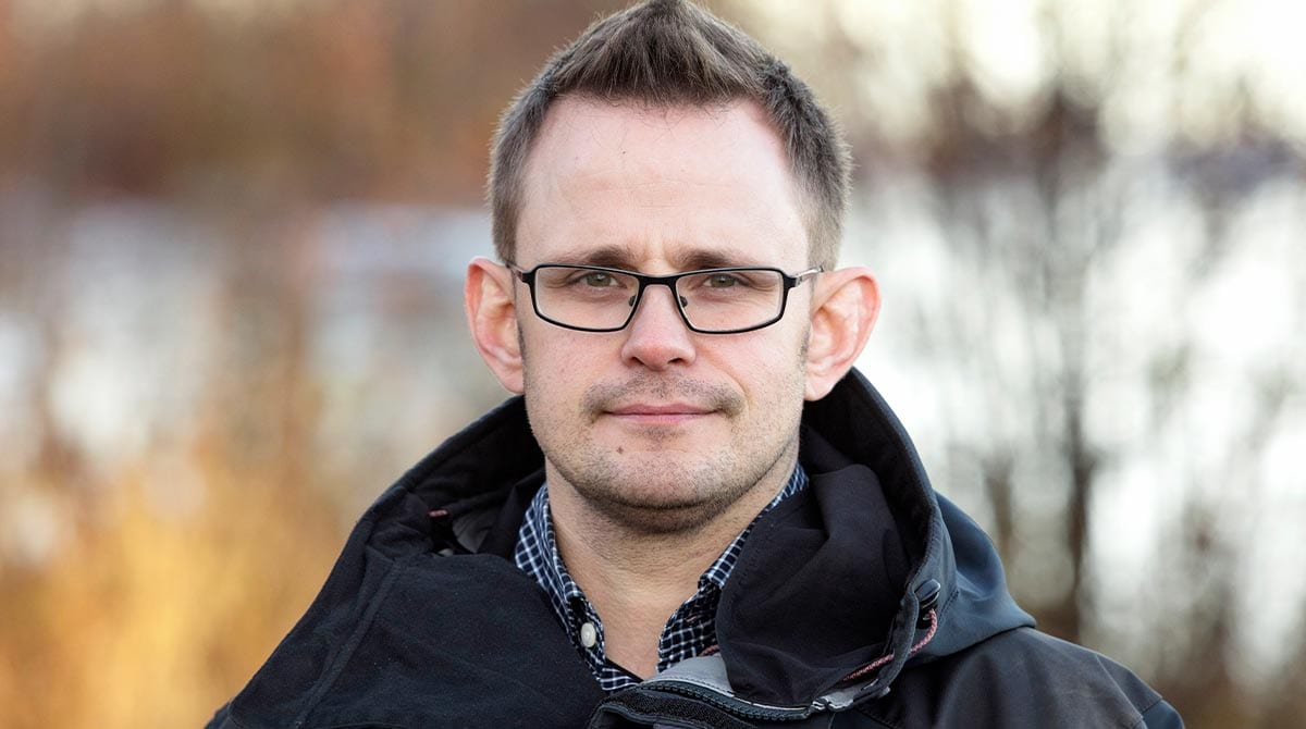Martin Olsson Saebö
