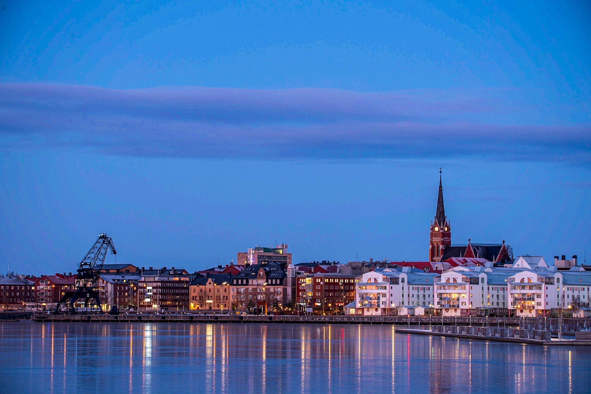 Affärsstrategiskt utvecklingsarbete på Luleå Energi