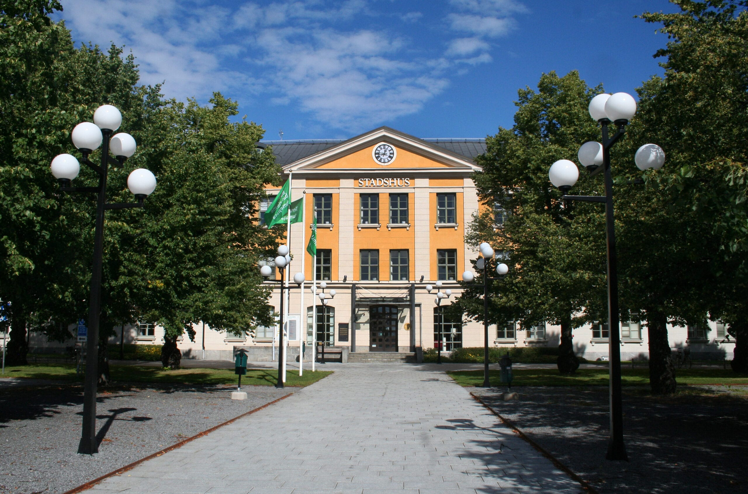 Umeå kommun tar stöd av iTid
